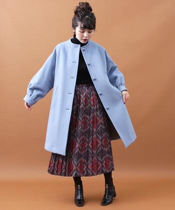 ○スーパー100シャルムビーバーコート
