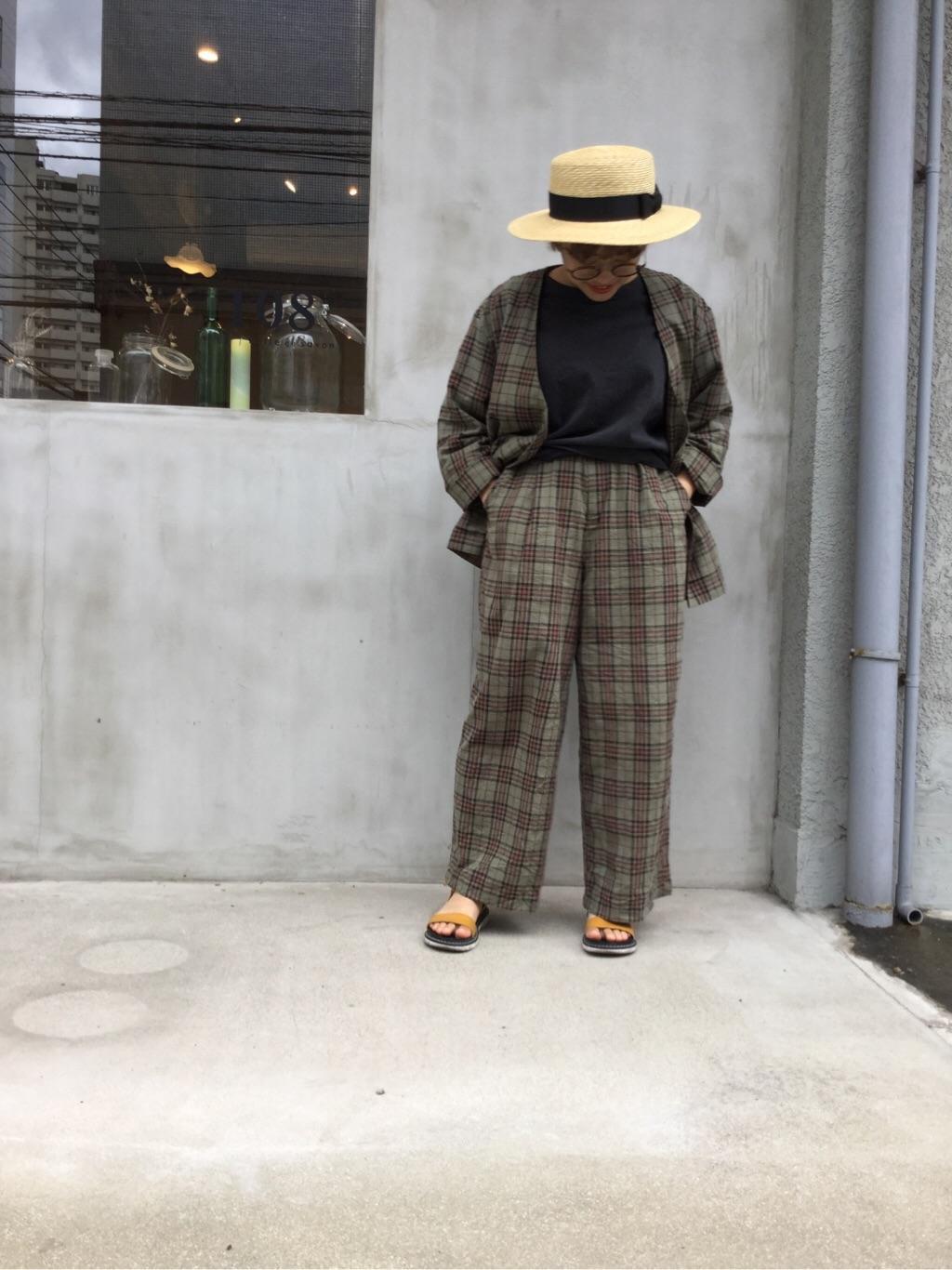 108 yuni / bulle de savon 福岡薬院路面 身長:150cm 2019.06.17