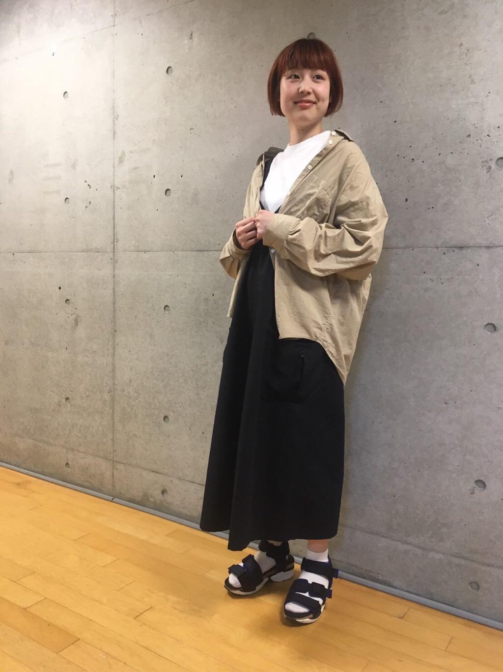 PAR ICI KLASSISK ルミネ新宿 身長:162cm 2019.06.12