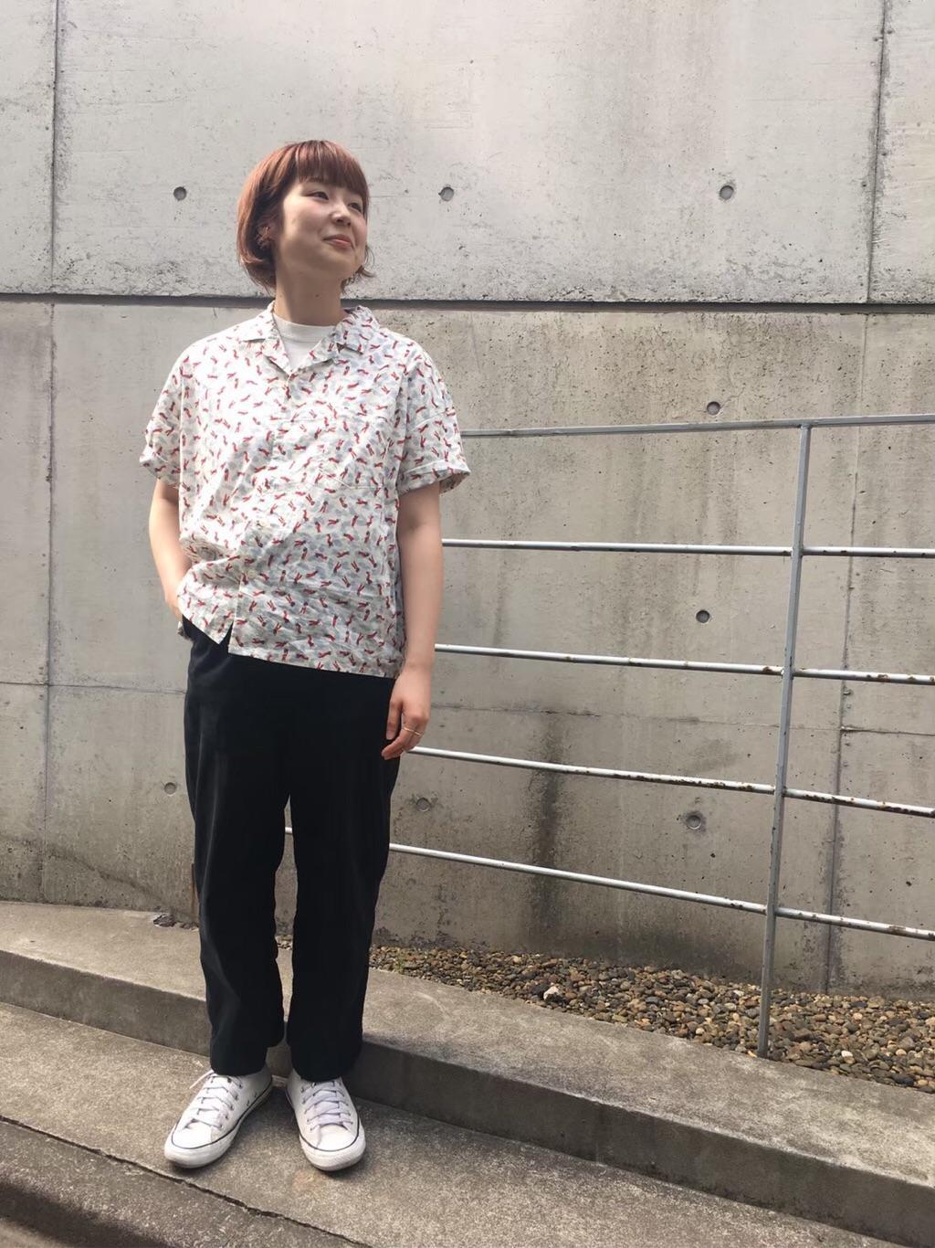 ルミネ新宿 2019.06.10