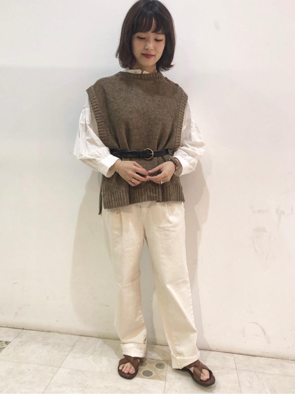bulle de savon 新宿ミロード 身長:154cm 2019.07.10
