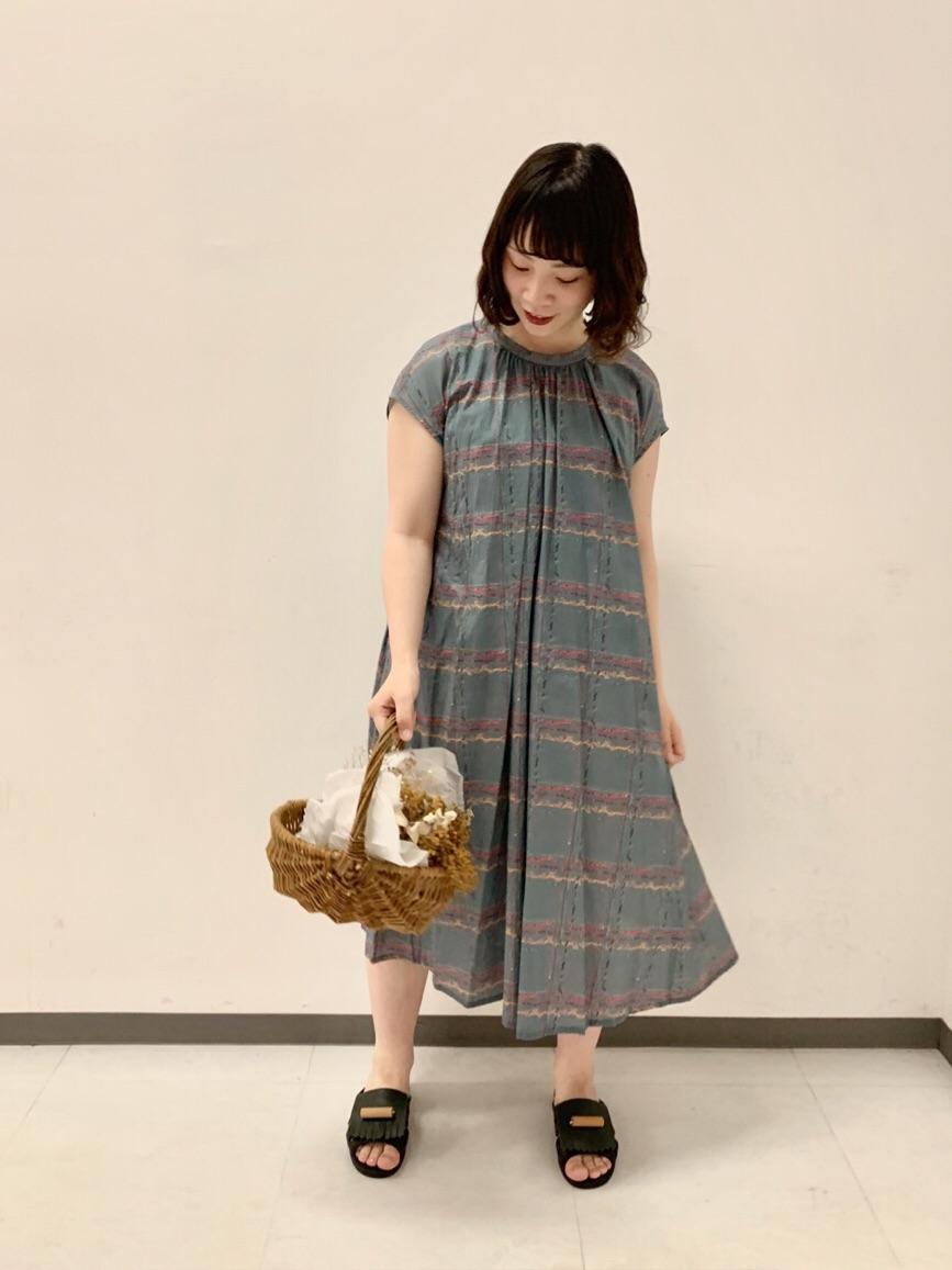 l'atelier du savon 広島パルコ 身長:157cm 2019.06.12