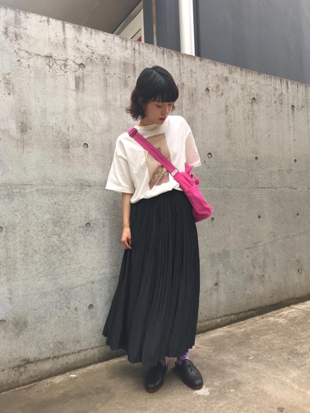 bulle de savon 中目黒路面 身長:153cm 2019.06.18