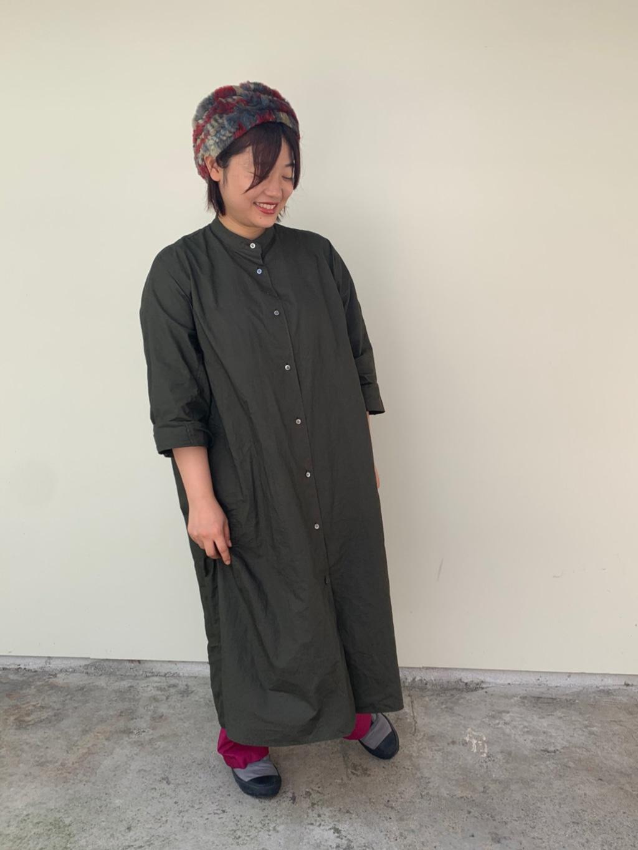 108 yuni / bulle de savon 福岡薬院路面 身長:150cm 2020.09.02