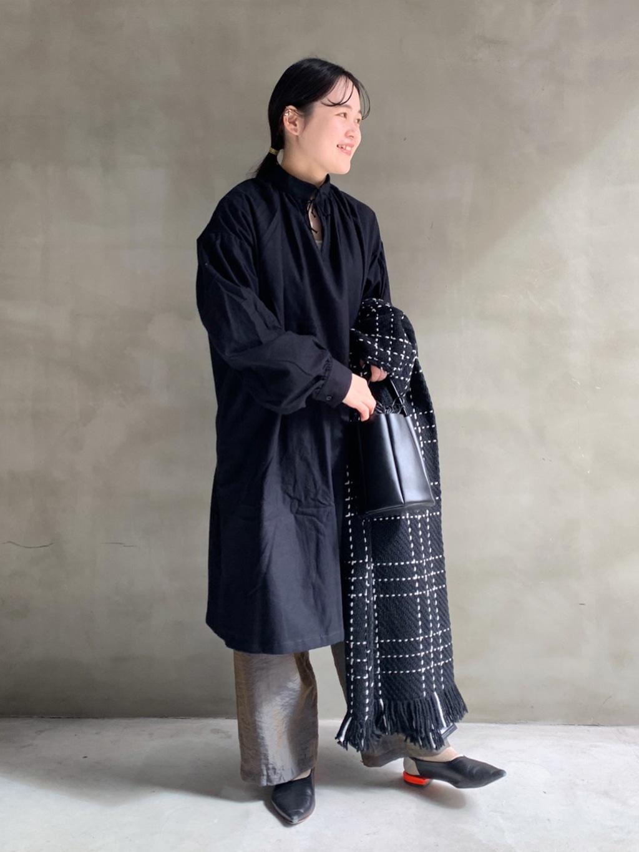 caph troupe 福岡薬院路面 身長:148cm 2020.10.29
