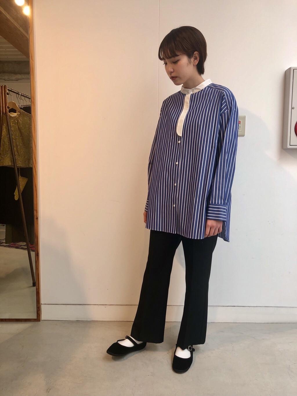 l'atelier du savon 名古屋栄路面 身長:161cm 2020.03.05