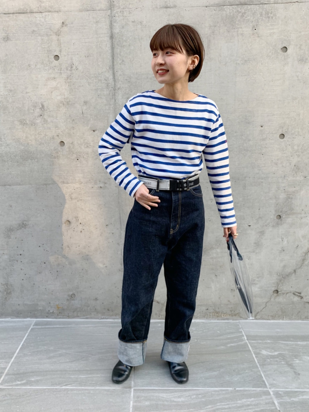 Dot and Stripes CHILD WOMAN ラフォーレ原宿 身長:152cm 2020.04.03