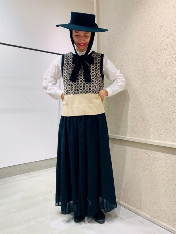 chambre de charme 横浜ジョイナス 身長:160cm 2020.09.14