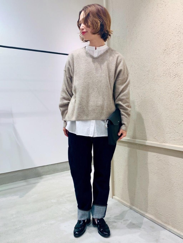 chambre de charme 横浜ジョイナス 身長:160cm 2020.11.02