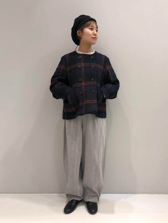 bulle de savon なんばシティ 身長:149cm 2020.10.12