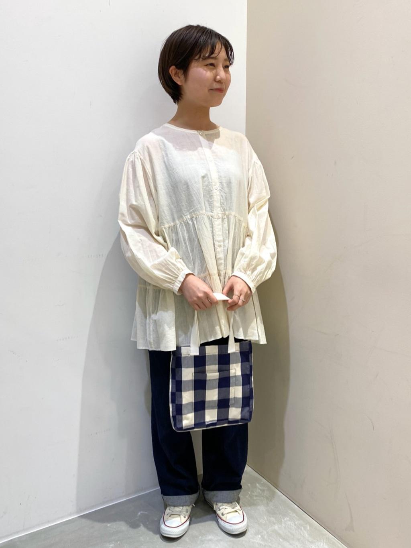 bulle de savon 阪急西宮ガーデンズ 身長:149cm 2021.04.09
