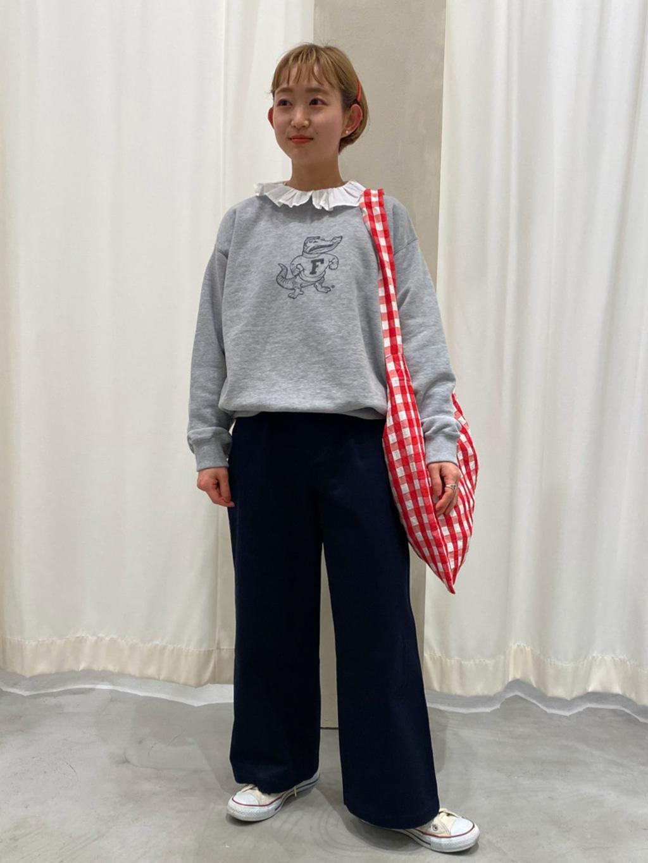 - CHILD WOMAN CHILD WOMAN , PAR ICI 東京スカイツリータウン・ソラマチ 身長:150cm 2021.02.08