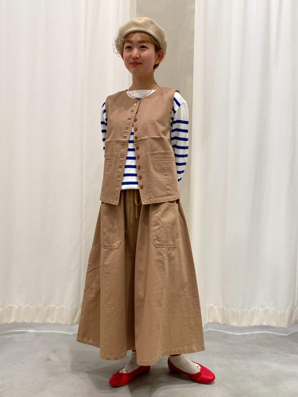 - CHILD WOMAN CHILD WOMAN , PAR ICI 東京スカイツリータウン・ソラマチ 身長:150cm 2021.02.09