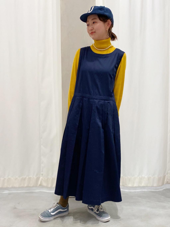 - CHILD WOMAN CHILD WOMAN , PAR ICI 東京スカイツリータウン・ソラマチ 身長:150cm 2020.10.27