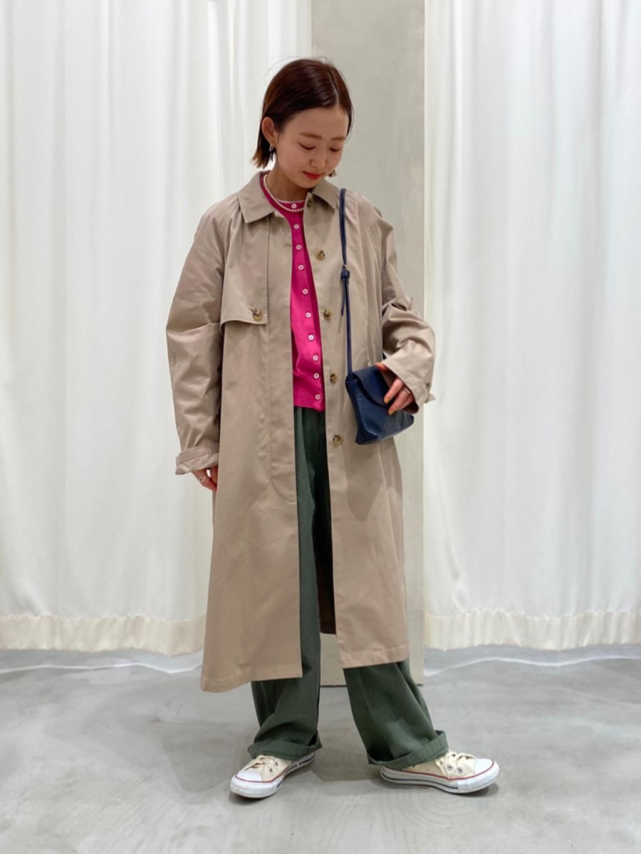- CHILD WOMAN CHILD WOMAN , PAR ICI 東京スカイツリータウン・ソラマチ 身長:150cm 2020.10.15
