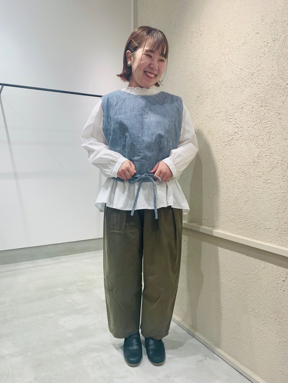 chambre de charme 横浜ジョイナス 身長:155cm 2020.10.28