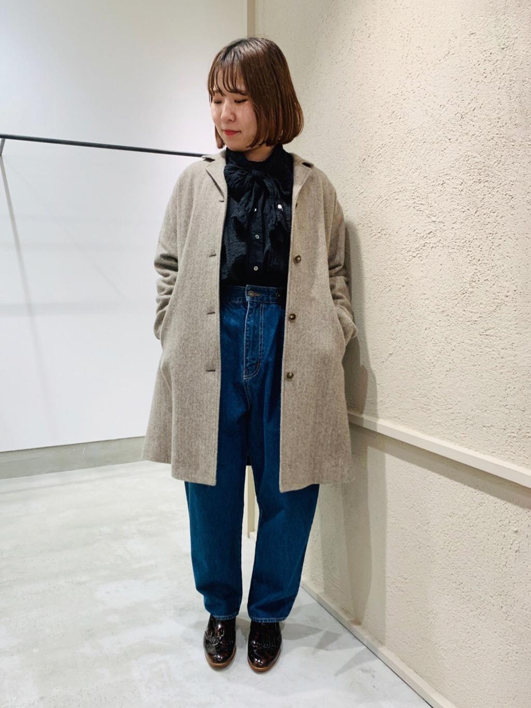 chambre de charme 横浜ジョイナス 身長:155cm 2020.11.16