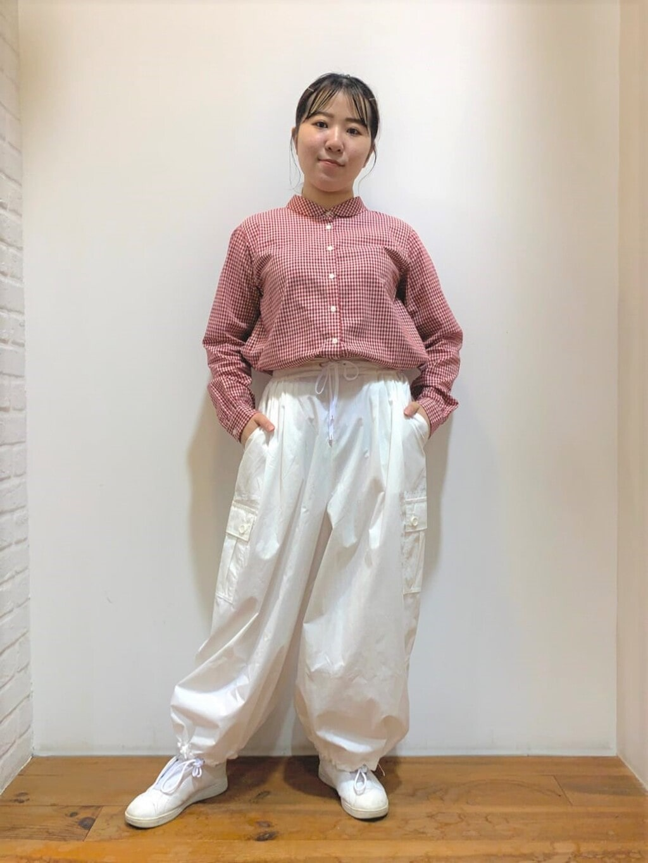 OUTLET chambre de charme 三井アウトレットパーク 多摩南大沢 身長:155cm 2021.08.24