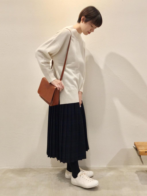 yuni ニュウマン横浜 身長:166cm 2020.11.16
