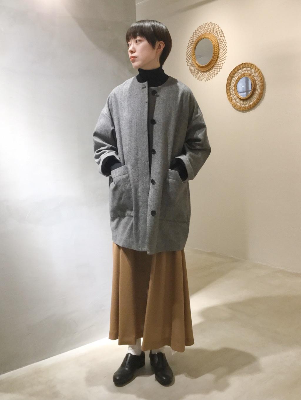 yuni ニュウマン横浜 身長:166cm 2020.11.10