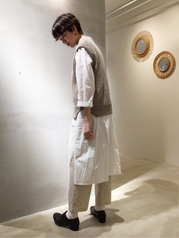 yuni ニュウマン横浜 身長:166cm 2020.09.27