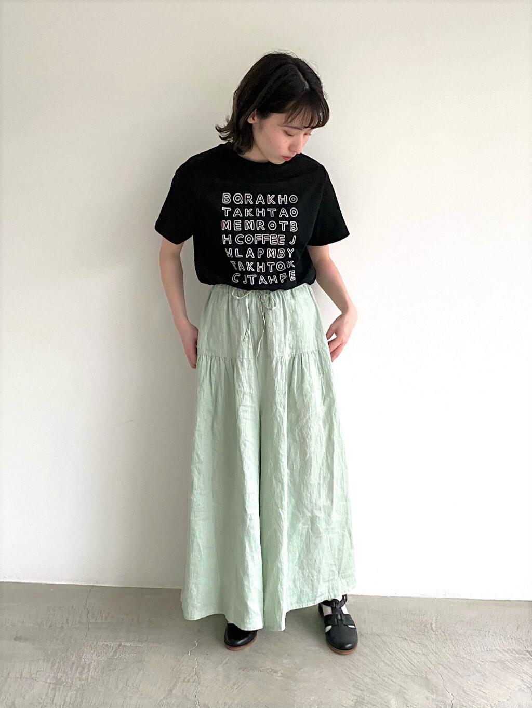 bulle de savon 新宿ミロード 身長:157cm 2021.05.25