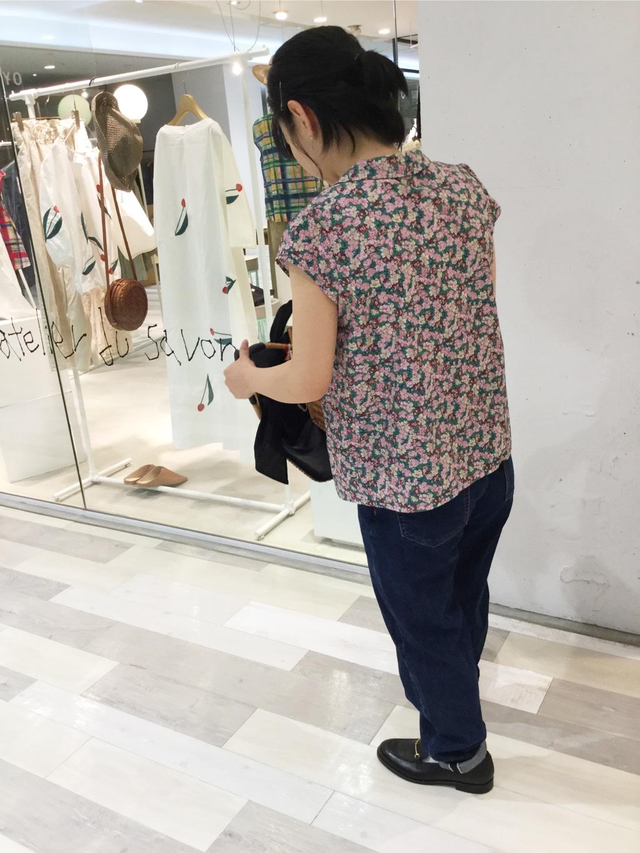 l'atelier du savon ルミネ横浜 身長:148cm 2020.06.25