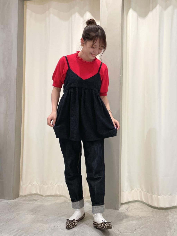 - CHILD WOMAN CHILD WOMAN , PAR ICI ルミネ池袋 身長:157cm 2021.07.07
