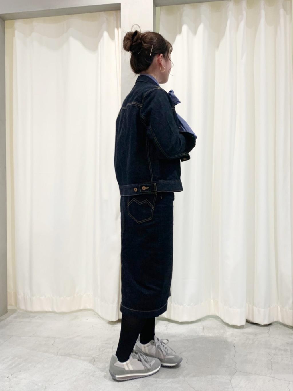 Dot and Stripes CHILD WOMAN CHILD WOMAN , PAR ICI 新宿ミロード 身長:157cm 2021.01.28