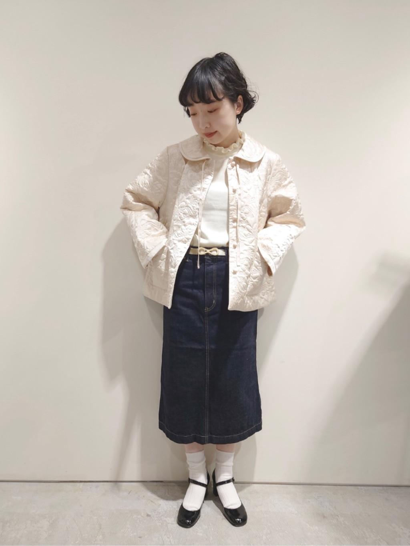 - CHILD WOMAN CHILD WOMAN , PAR ICI ルミネ横浜 身長:157cm 2020.11.18