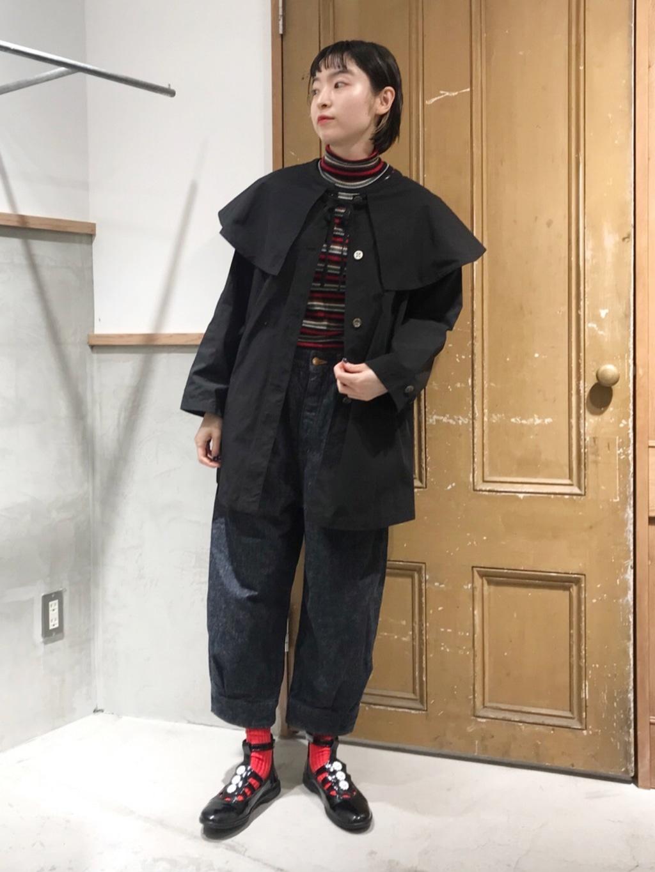 Malle chambre de charme ルミネ新宿 身長:164cm 2020.10.28