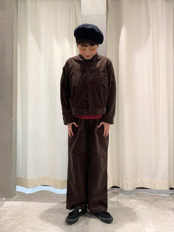 - PAR ICI CHILD WOMAN,PAR ICI ルミネ横浜 身長:160cm 2021.08.31