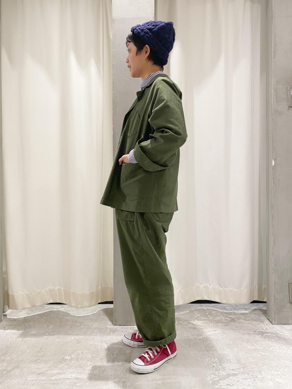 - PAR ICI CHILD WOMAN,PAR ICI ルミネ横浜 身長:160cm 2020.10.28