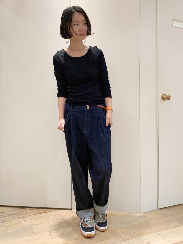 bulle de savon 新宿ミロード 身長:158cm 2020.07.15