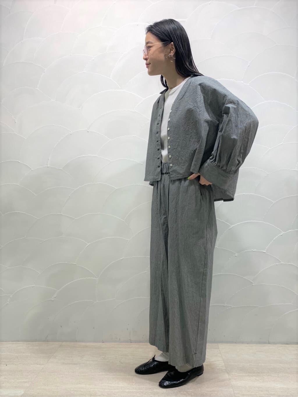 l'atelier du savon ルミネ横浜 身長:158cm 2021.08.18