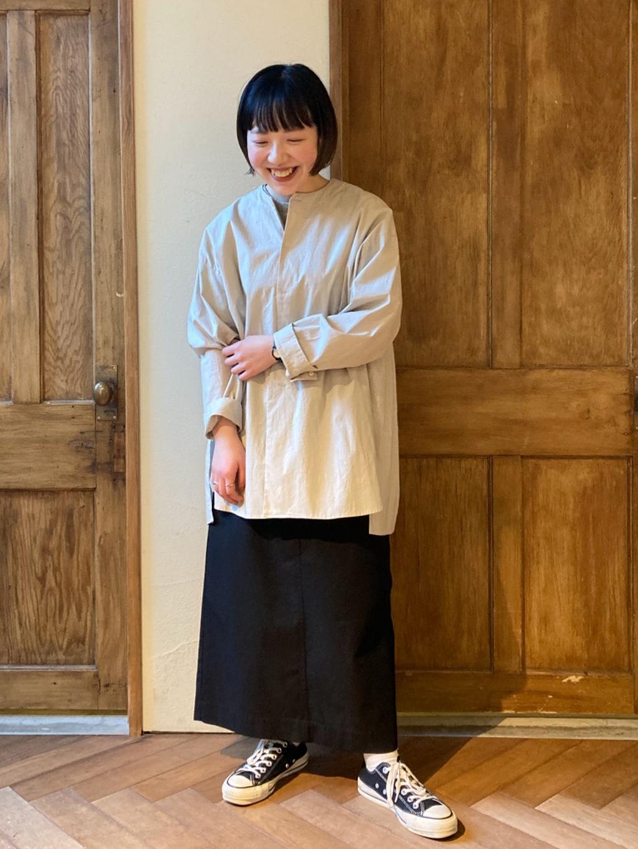 yuni 京都路面 身長:150cm 2021.02.09
