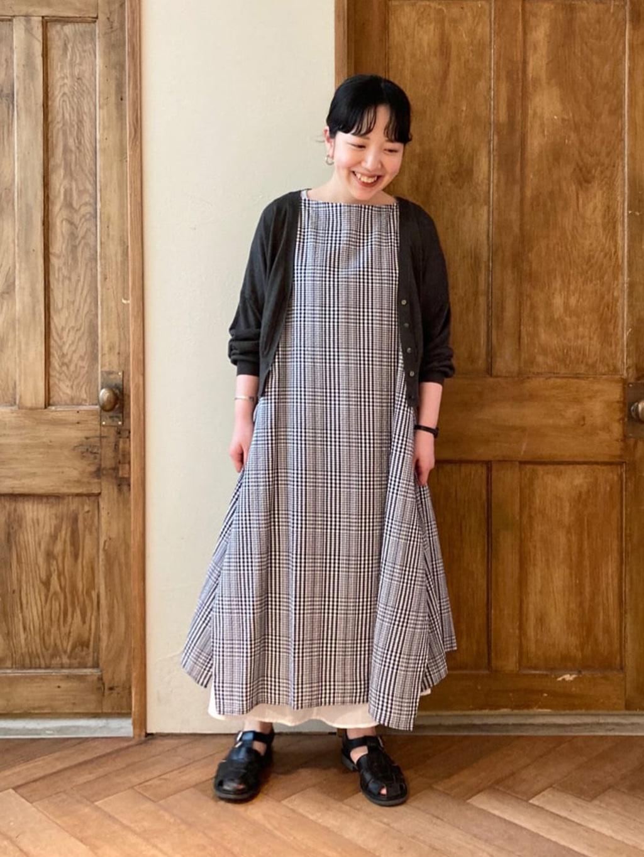 yuni 京都路面 身長:150cm 2021.06.14