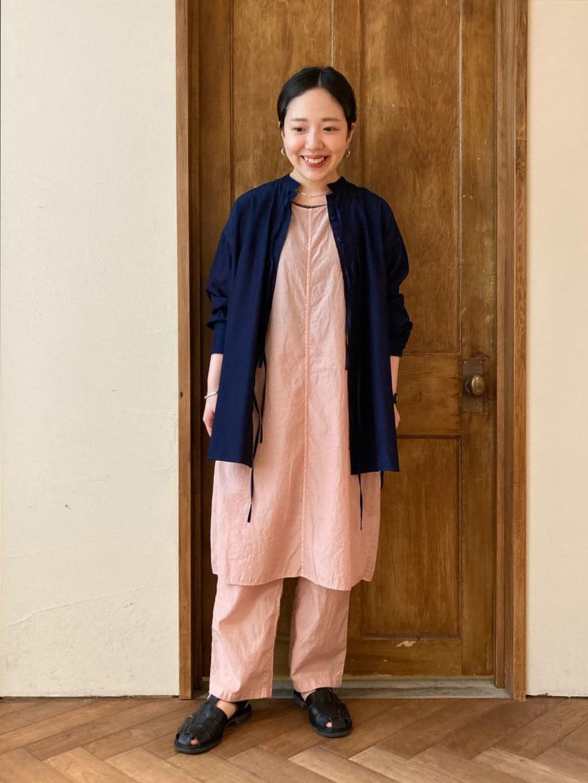 yuni 京都路面 身長:150cm 2021.07.07