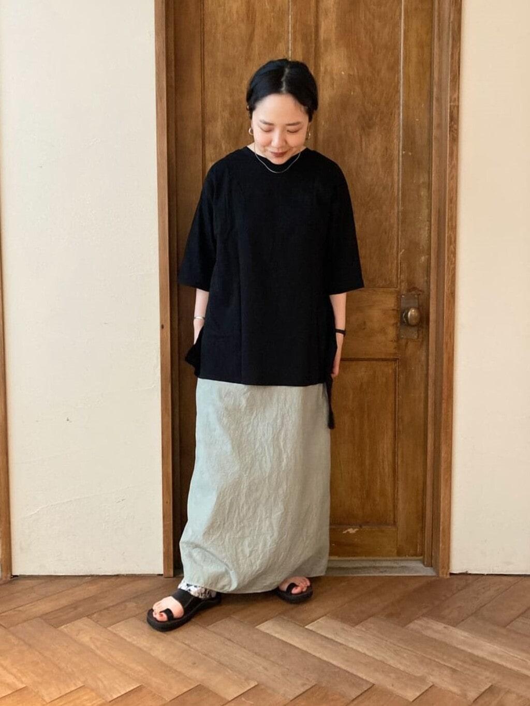 yuni 京都路面 身長:150cm 2021.07.16