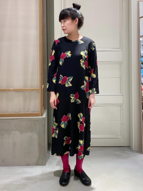 bulle de savon 渋谷スクランブルスクエア 身長:158cm 2020.12.23