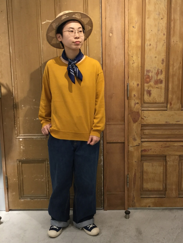 PAR ICI KLASSISK ルミネ新宿 身長:157cm 2020.08.24