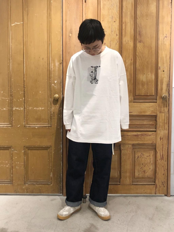 PAR ICI ルミネ町田 身長:157cm 2020.04.18