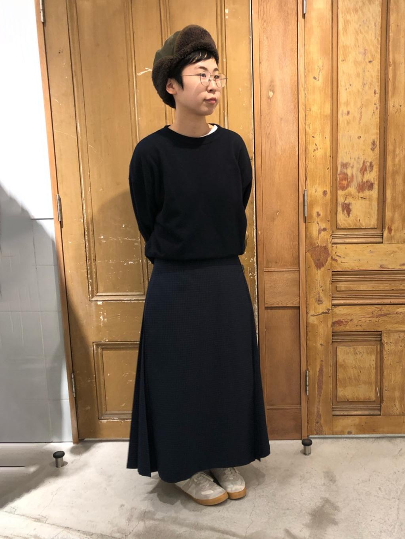 PAR ICI KLASSISK ルミネ新宿 身長:157cm 2020.10.12