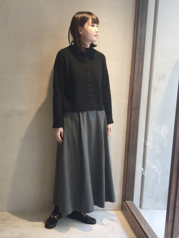 yuni 神戸路面 身長:166cm 2020.10.28
