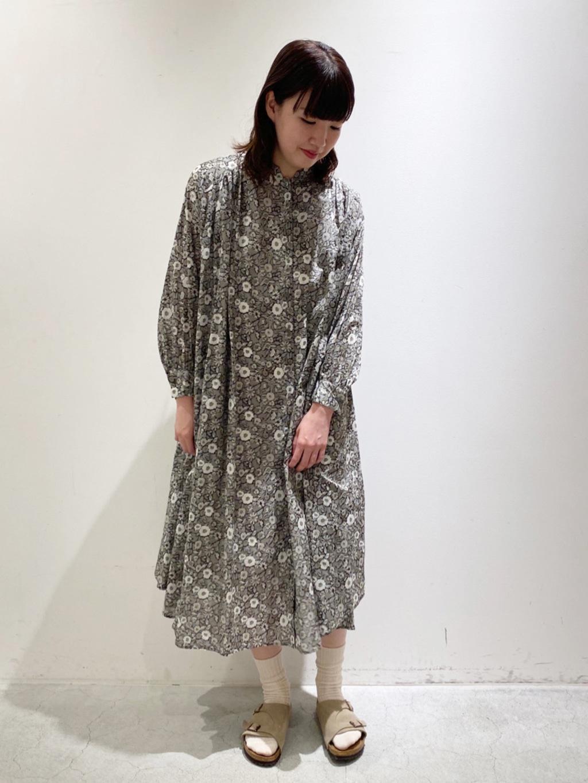 yuni 神戸路面 身長:166cm 2021.03.27