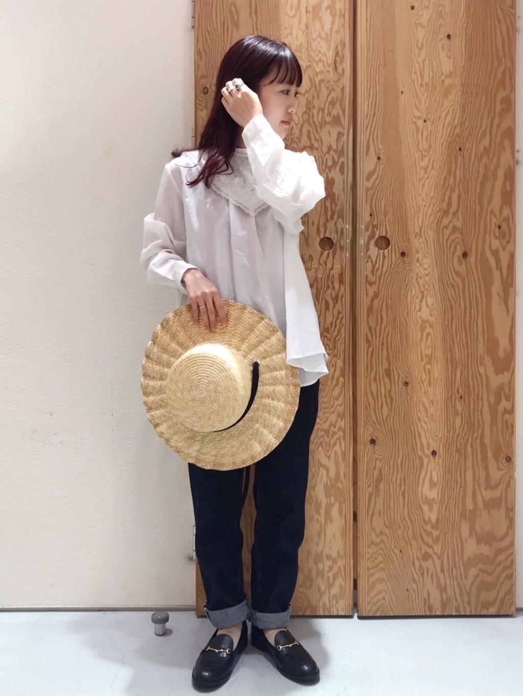 l'atelier du savon グランフロント大阪 身長:152cm 2021.01.29