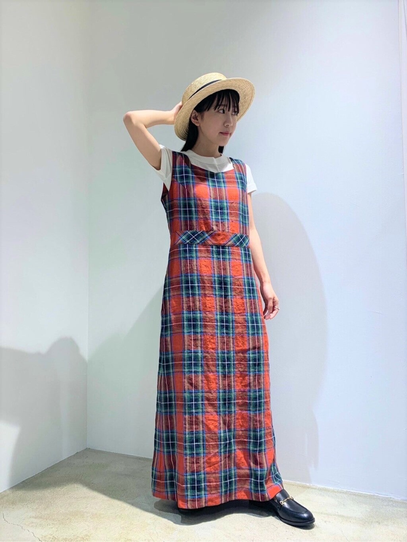 l'atelier du savon ルクア大阪 身長:150cm 2021.05.25
