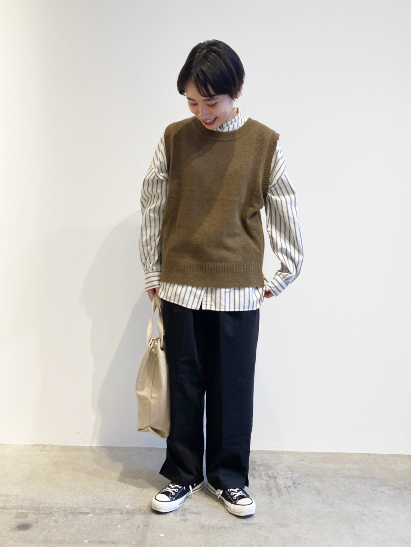 - PAR ICI FLAT AMB 名古屋栄路面 身長:156cm 2020.10.27