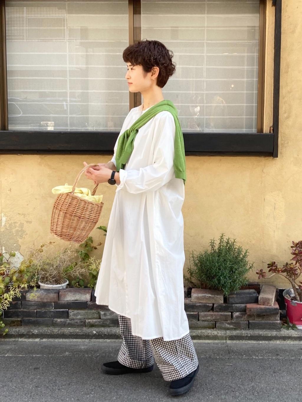 yuni / bulle de savon 京都路面 身長:159cm 2021.02.08