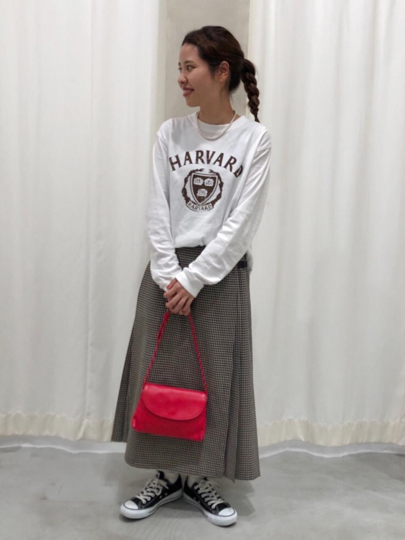 - CHILD WOMAN CHILD WOMAN , PAR ICI 東京スカイツリータウン・ソラマチ 身長:160cm 2020.09.14